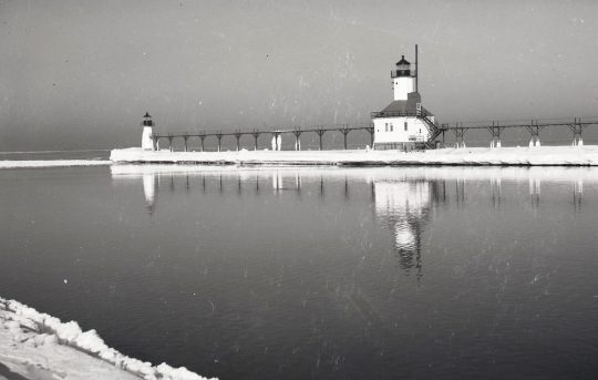 st joe lighthouse, jan, 1959